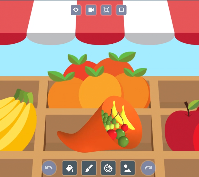 Fill a Cornucopia with SOLIDWORKS Apps for Kids!