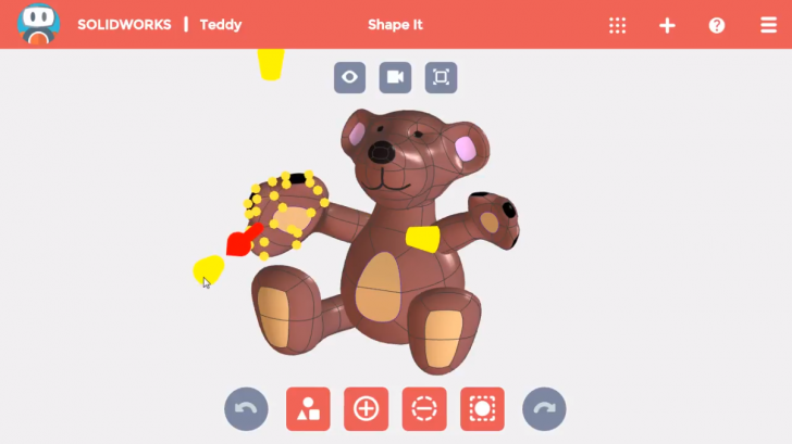 SOLIDWORKS Apps for Kids How-To: How to Scale