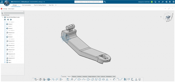 Solving Mounting Problems Using xDesign