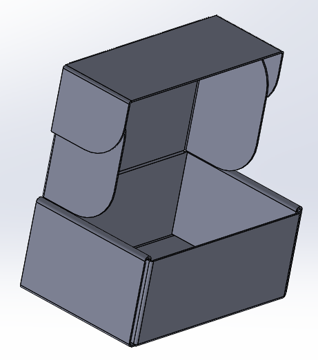 Using Solidworks Sheet Metal For Cardboard Packaging Design