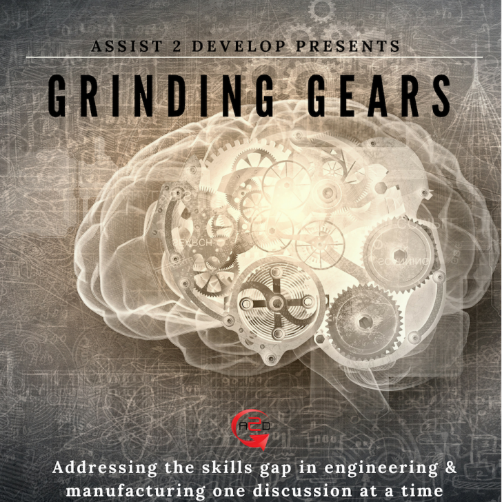 Discover the Reality of Engineering with Assist 2 Develop's Grinding Gears Podcast