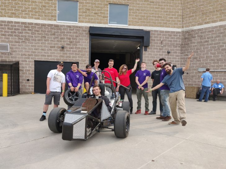 Rookie Tales from Formula SAE: Day 1