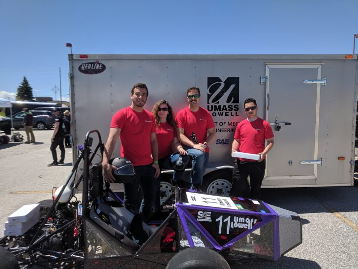 Rookie Tales from Formula SAE: Day 3