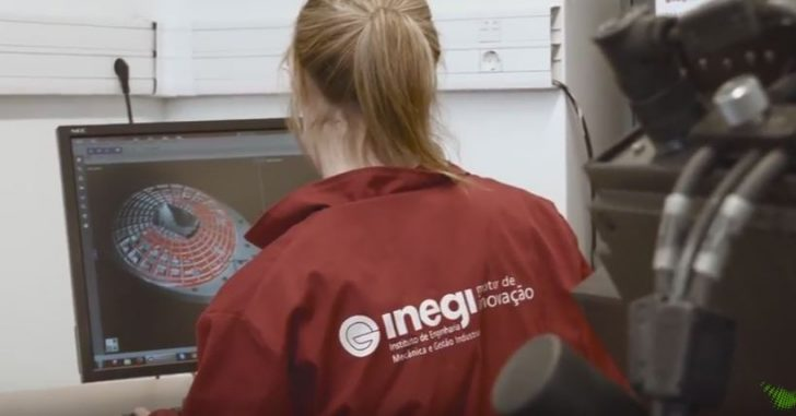 INEGI Promotes Technological Innovation In Portugal Using SOLIDWORKS