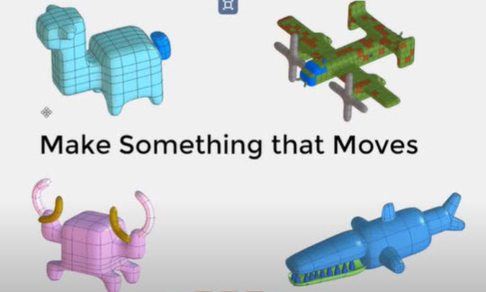 SOLIDWORKS Apps for Kids Make Something That Moves!