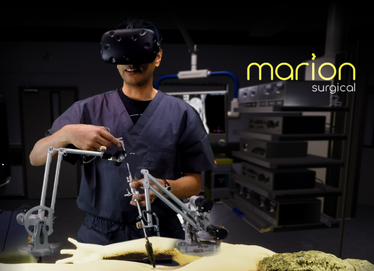 SOLIDWORKS Entrepreneur Marion Surgical Virtually Removes Kidney Stone
