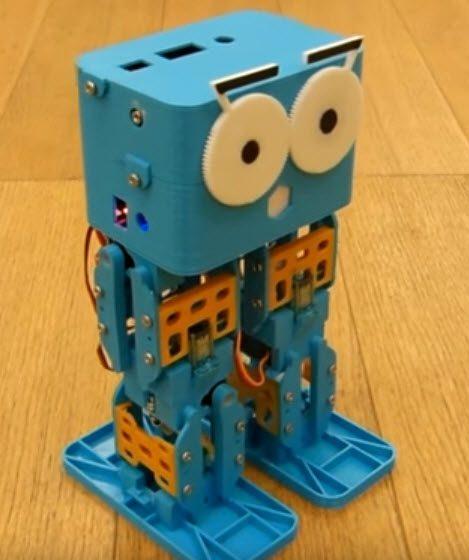 SOLIDWORKS Entrepreneur: Robotical –  Learning Robotics Made Easy