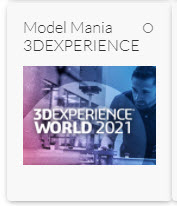 3DEXPERIENCE World 2021 Student Model Mania Challenge