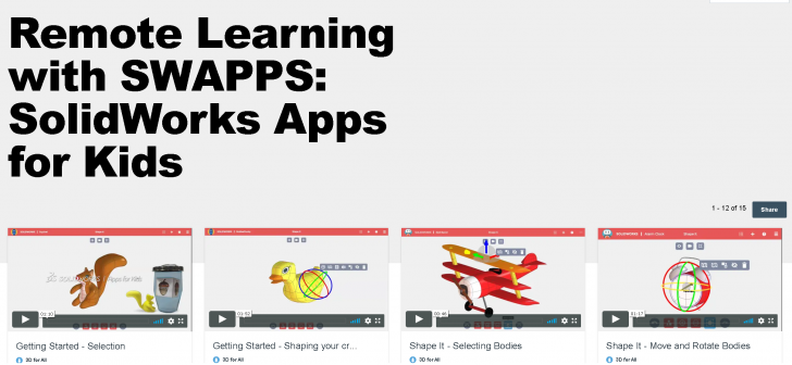Remote Learning with Apps for Kids Classroom