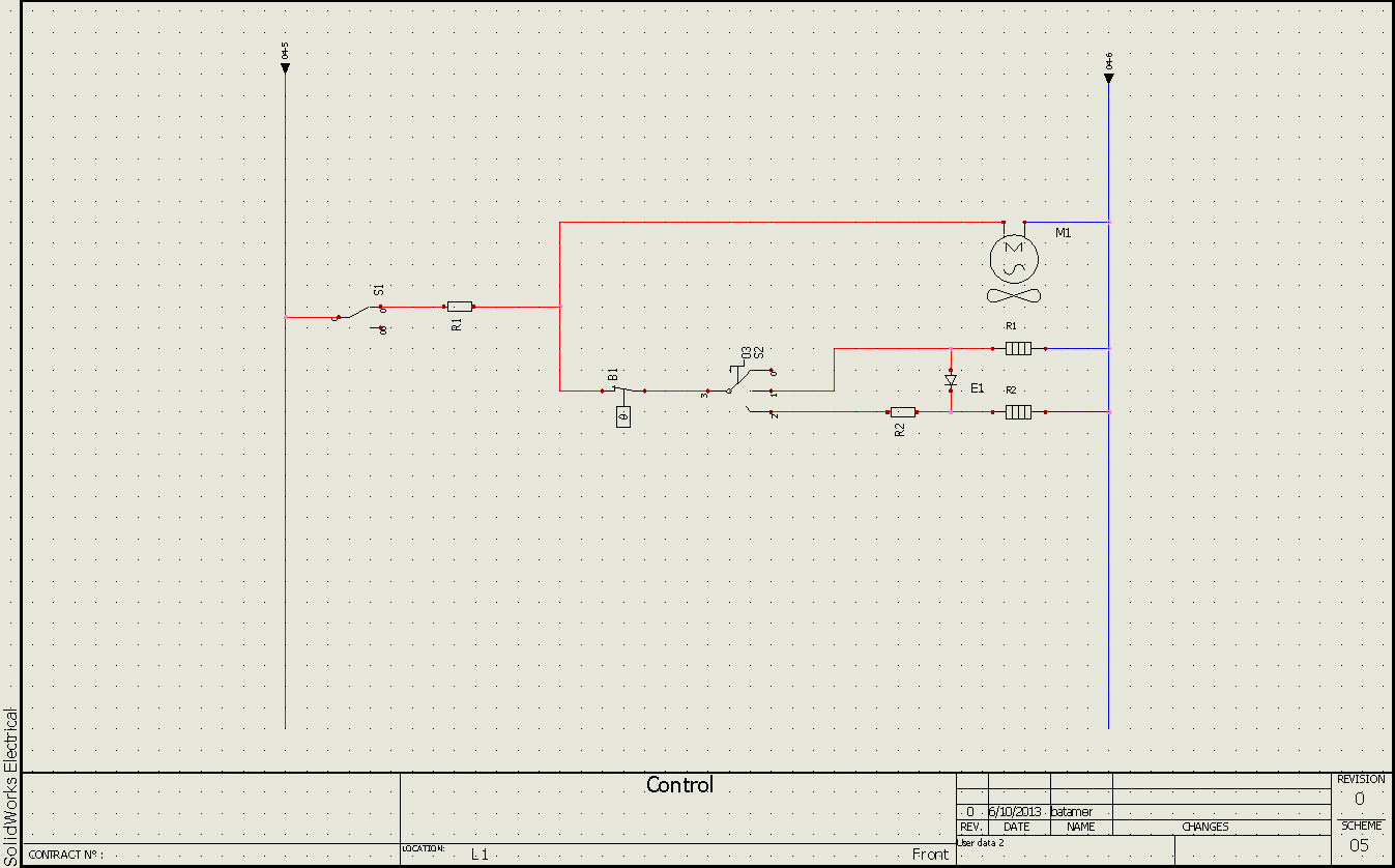 Stupendous Basics Of Drawing Schematics In Solidworks Electrical 2D Wiring Database Gramgelartorg