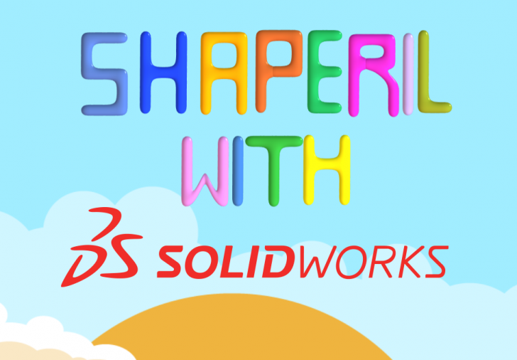 Celebrate Spring with SHAPE-ril!