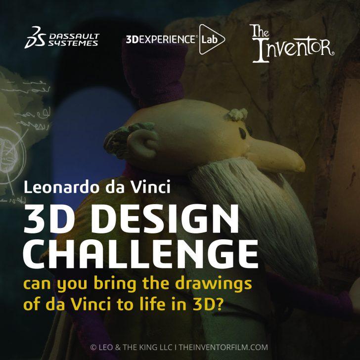 Davinci Design Challenge