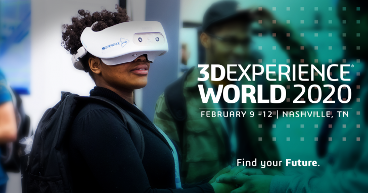 3DEXPERIENCE World: More SOLIDWORKS. More Apps. More Fun!