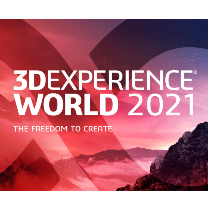Create your own Virtual Field Trip at 3DEXPERIENCE World February 8 – 11, 2021