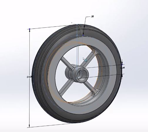 Aero Design Series- Stock Wheel – Part 9: Relative References