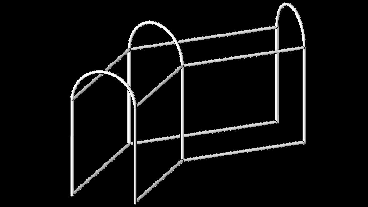 Modeling Challenge - 3D Wireframe Sketch