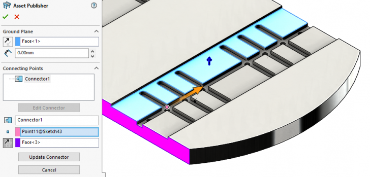 Get the most out of Magnetic Mates in SOLIDWORKS 2018!