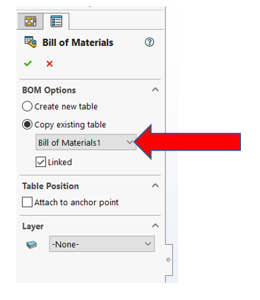 Setting Up Bill Of Materials Your Way