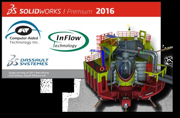 2016 splash screen cati and inflow