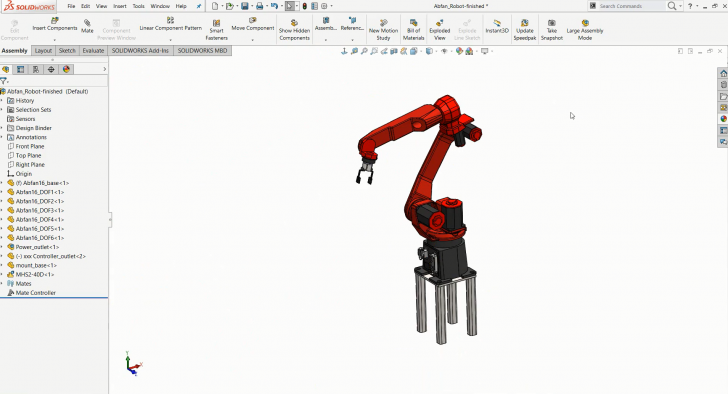GPS For SOLIDWORKS- How to navigate around your models