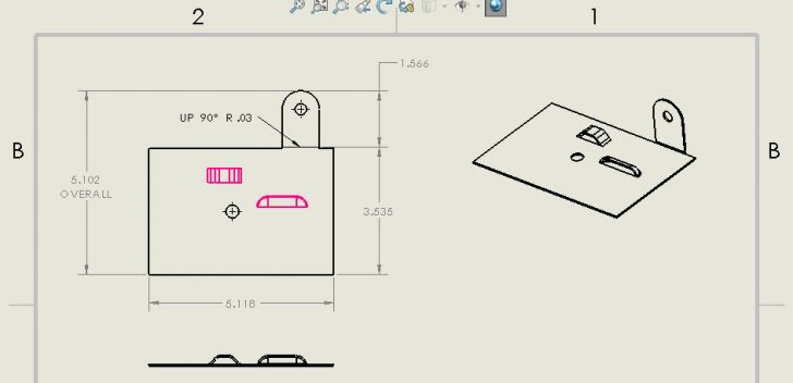 How to fix Empty SOLIDWORKS Drawing Views