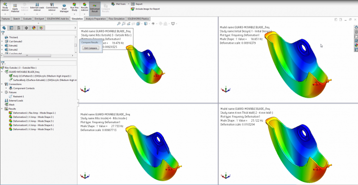 SOLIDWORKS Simulation Step-Up Series: Viewing Results