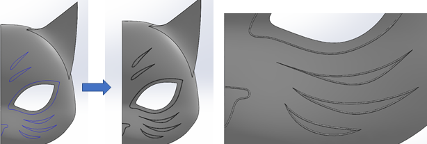 A Simple Way to Create a Cat Mask