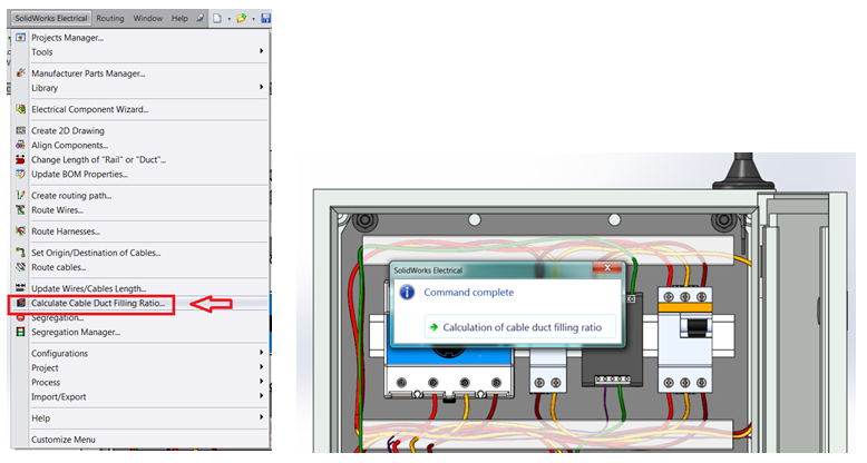 Design Checks for SOLIDWORKS Electrical