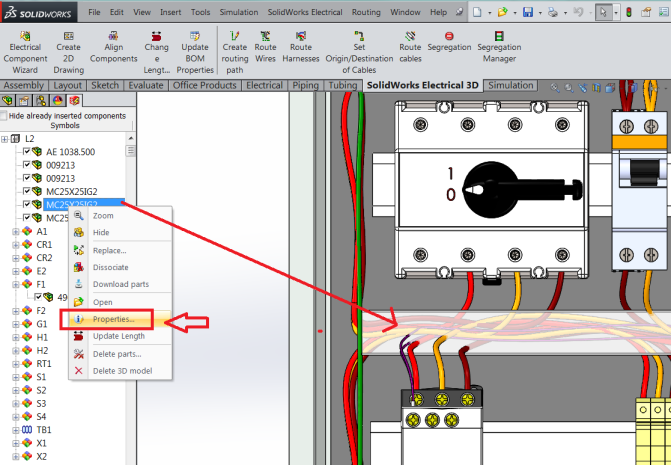 design checks for solidworks electrical 3