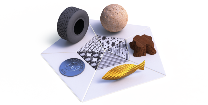 SOLIDWORKS Part Reviewer: 3D Textures