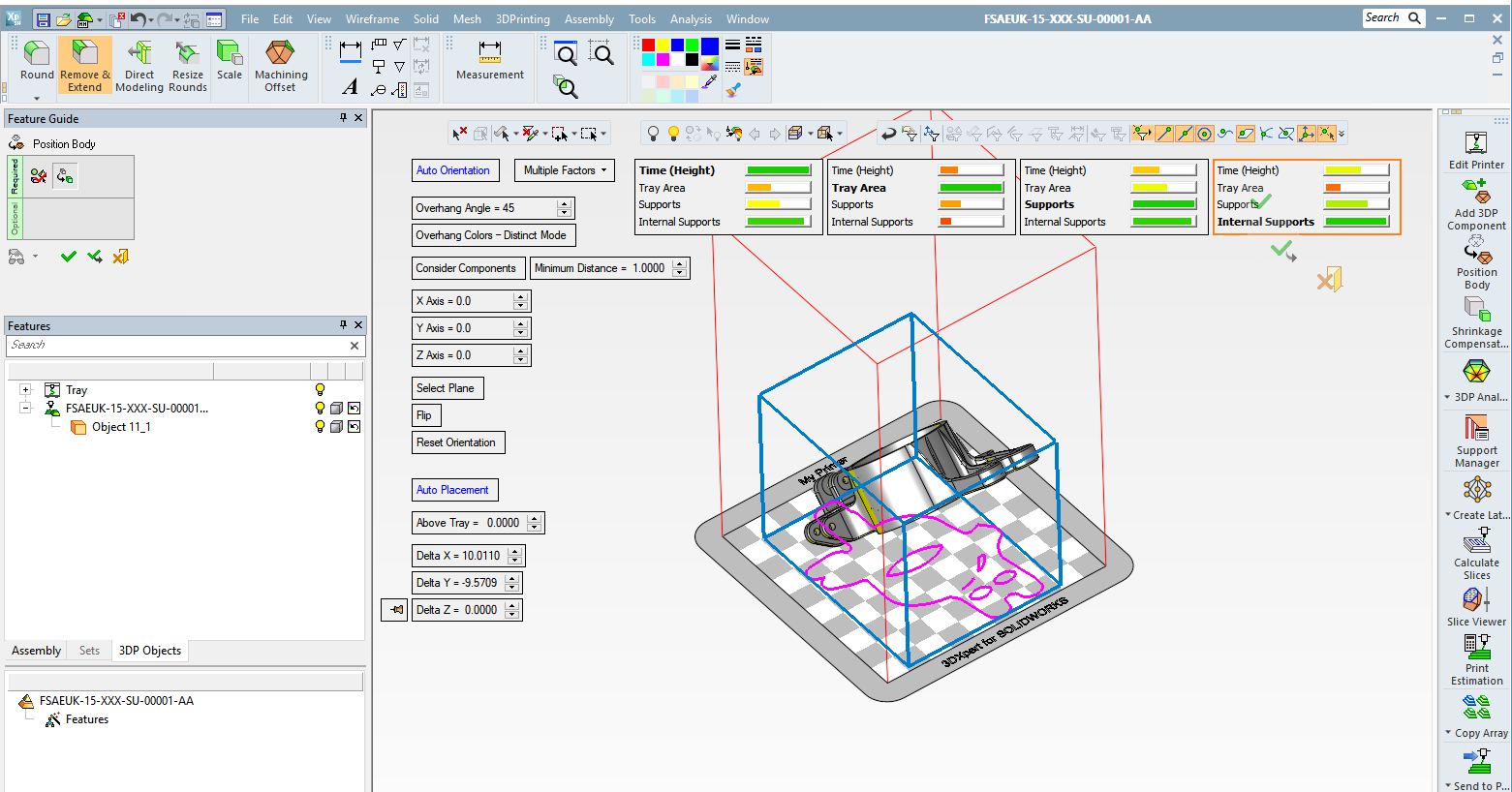 3DXpert for SOLIDWORKS: get your design ready for additive