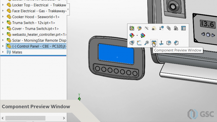 Quicker Assembly Modeling in SOLIDWORKS