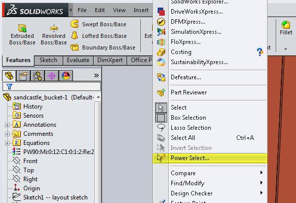 Power Select