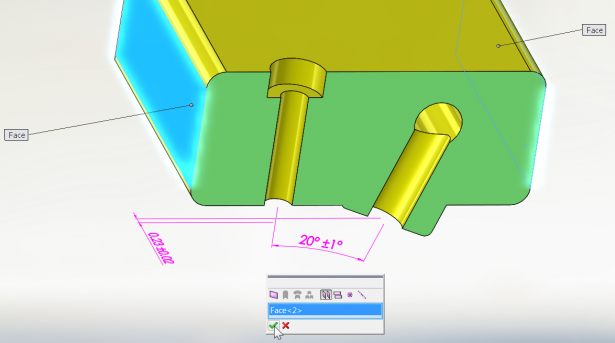 how to add a mid plane in solidworks