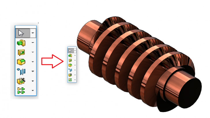 Shortcuts for SOLIDWORKS Beginners