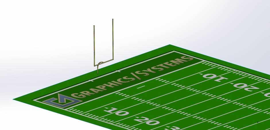 Football Fun with SOLIDWORKS Motion