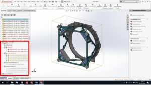 SOLIDWORKS Assembly Mates