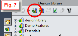 Add to Design Library