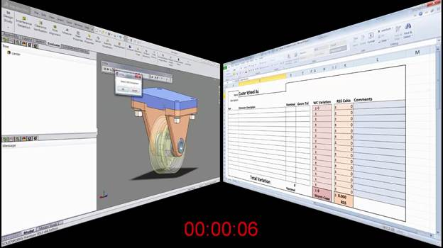 Leveraging Model Based Definition (MBD) for Fast and Accurate Tolerance Analyses