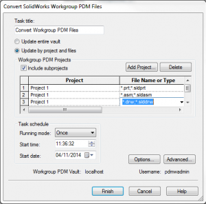 Convert_SolidWorks_Workgroup_PDM2