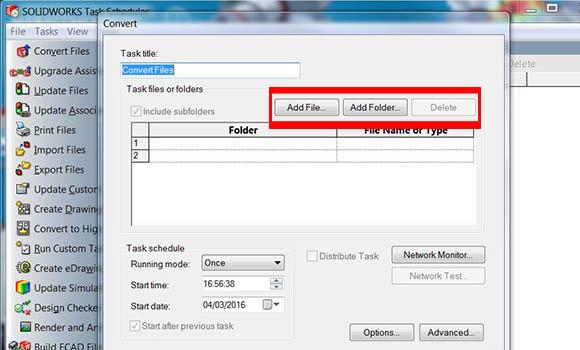 Solidworks task scheduler update simulation dating