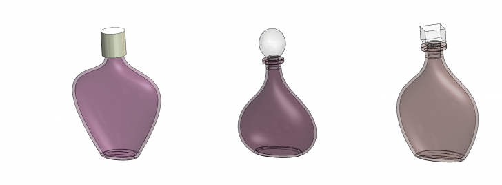 SOLIDWORKS Part Reviewer: Cosmetic Bottle Tutorial