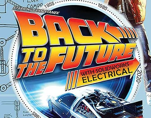 Back to the Future with SOLIDWORKS Electrical Snapshots