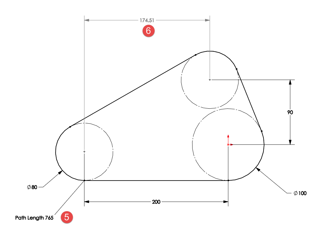 SOLIDWORKS Tech Tip: Path Length Dimension