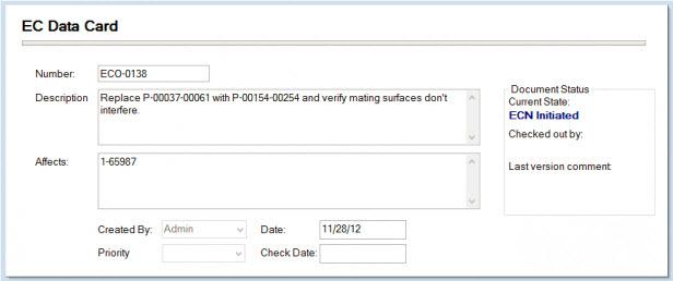 XMLing your EC Process
