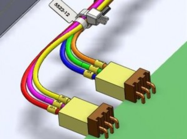 Wiring Diagram With Solidworks : Solidworks electrical u color to number conversions