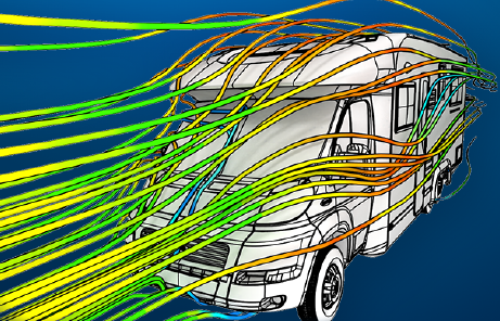SOLIDWORKS Flow Simulation Remote Solver (Network Solving)