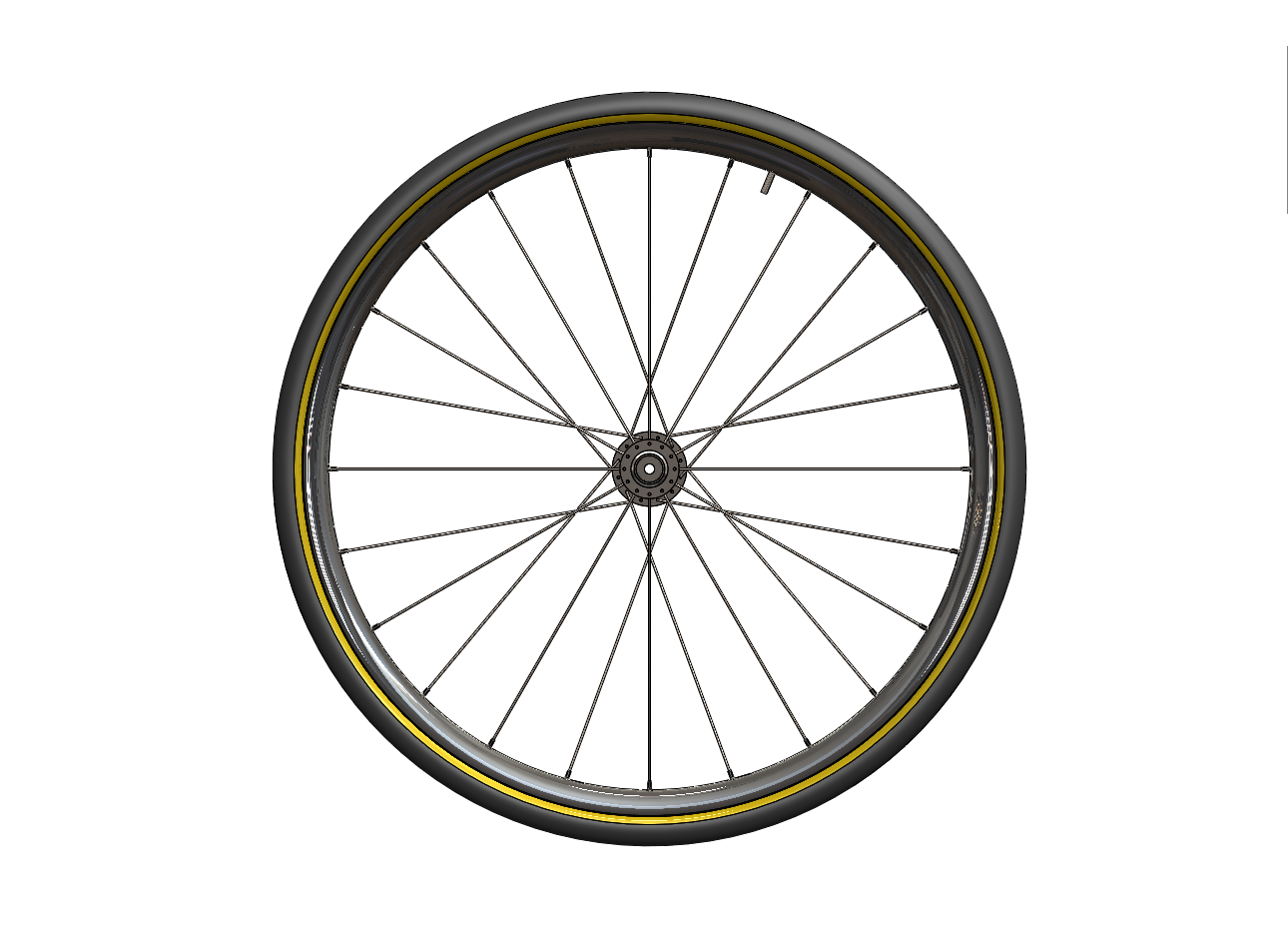 Solidworks Part Reviewer Road Bike Wheel Tutorial