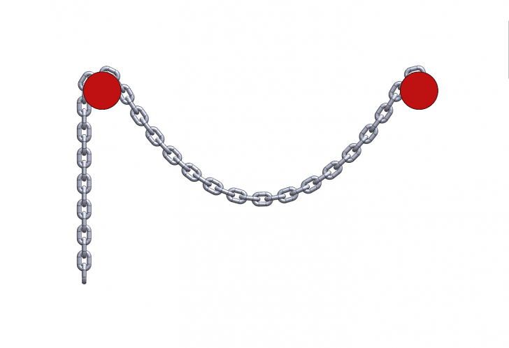 SOLIDWORKS Part Reviewer: Chain Assembly Tutorial