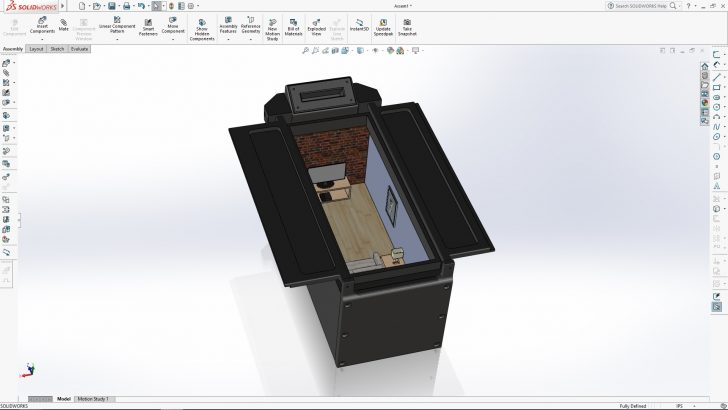SOLIDWORKS Ghost Trap Tutorial – Part 2